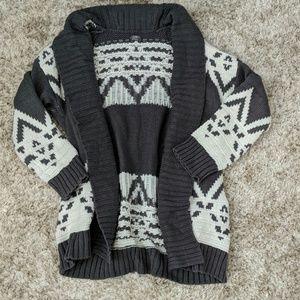Aerie shawl cardigan